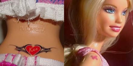 barbie-tattoos