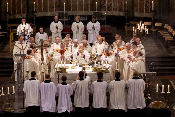 Eucharistisch gebed