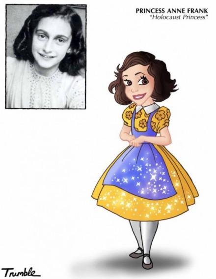 Anne Frank schreef tijdens haar onderduikjaren een dagboek. Zij stierf in Bergen-Belsen