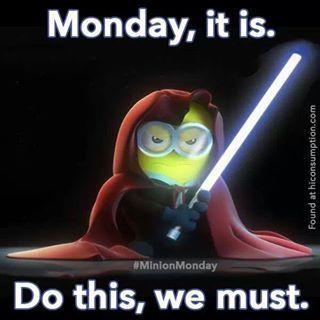 Monday, oh Monday