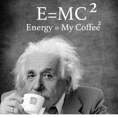Energy = My Coffee2