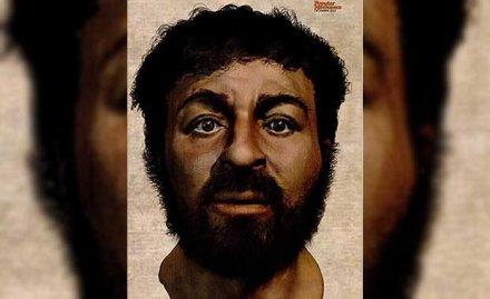 Forensic Jesus. Grote kans dat Jezus er zo uitgezien heeft, gezien het gebied waar hij vandaan komt