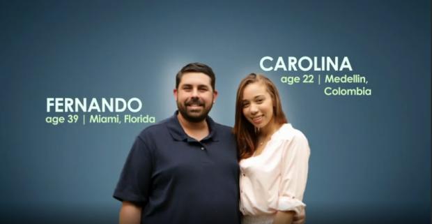 Moederskindje Fernando en zijn arme meisje Carolina